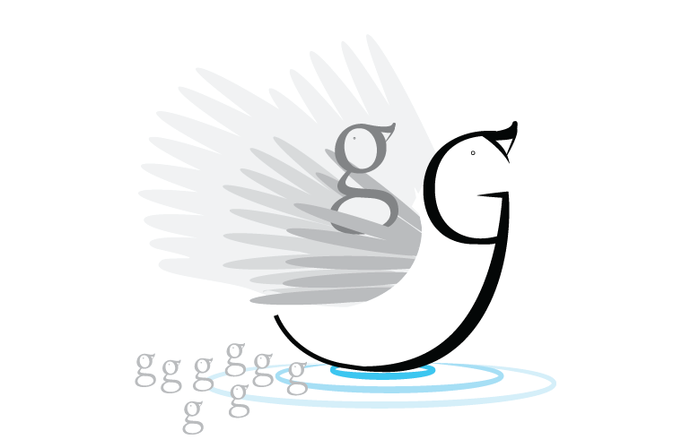 Letter G: G is for Goose