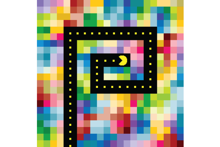 Letter P: P is for Pixel