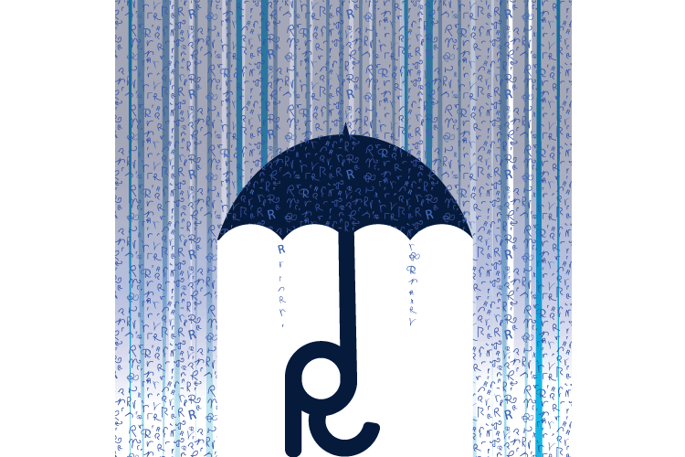 Letter R: R is for Rain
