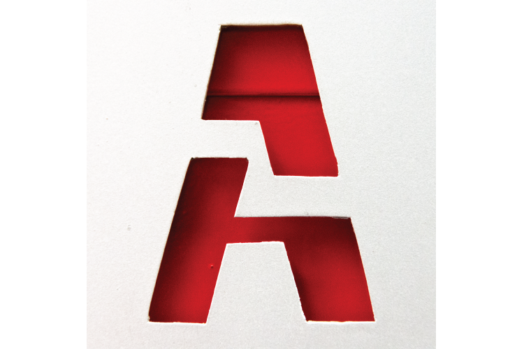 Letter A: A is for metal A