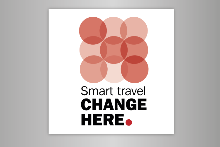 logo about sustainable travel
